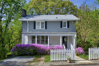 Chattanooga Single Family Home For Sale: 3114 Rose Ter