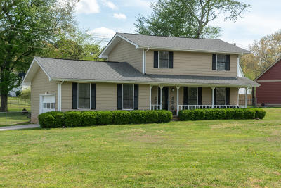 Ringgold Single Family Home Contingent: 14 Townsend Cir