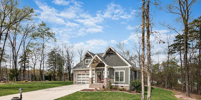 Ooltewah Single Family Home Contingent: 9295 Scarlet Ridge