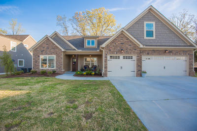 Ringgold Single Family Home For Sale: 441 Live Oak Rd