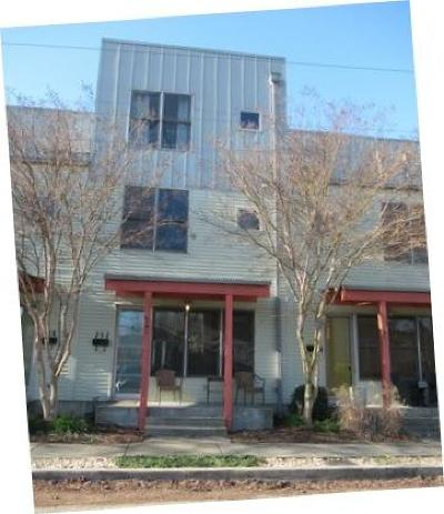Chattanooga Townhouse For Sale: 232 W 18th St