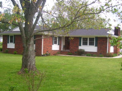 Whitwell Single Family Home Contingent: 315 Woodmont Dr