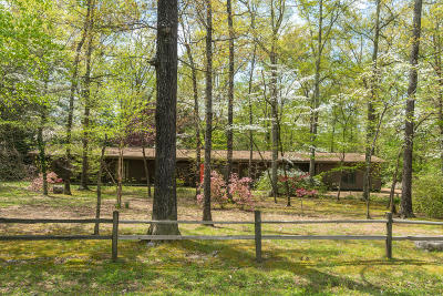 Hixson Single Family Home For Sale: 1210 Ticonderoga Cir