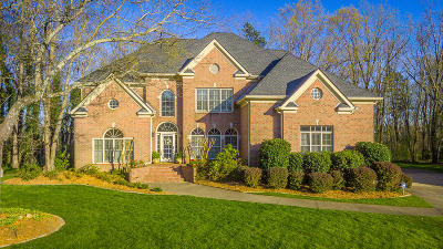 Signal Mountain Single Family Home Contingent: 105 Brow View Ln