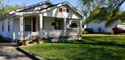 Chattanooga Single Family Home Contingent: 1604 S Mack Smith Rd