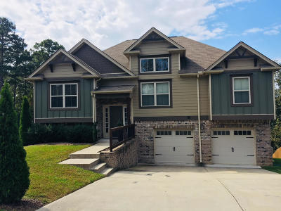 Ooltewah Single Family Home Contingent: 6357 Frankfurt Rd