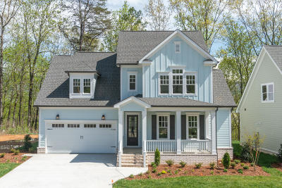 Chattanooga Single Family Home For Sale: 591 Alston Dr