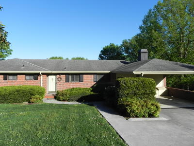 Chattanooga Single Family Home For Sale: 4620 Hunter Tr