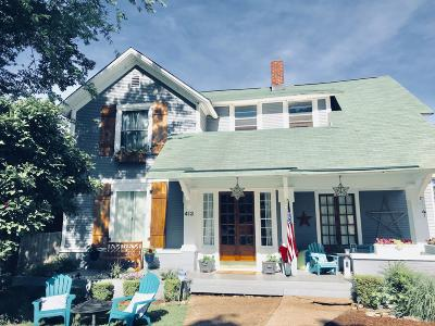 Chattanooga Single Family Home For Sale: 413 Forest Ave