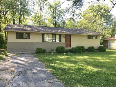Ringgold Single Family Home For Sale: 103 Cherokee Tr