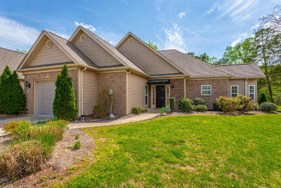 Chattanooga Townhouse For Sale: 2718 Amsterdam Ln
