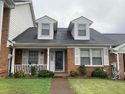 Chattanooga Condo Contingent: 6754 Hickory Manor Cir