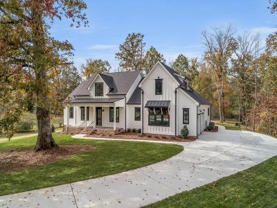 Ooltewah Single Family Home For Sale: 6391 Ooltewah Georgetown Rd