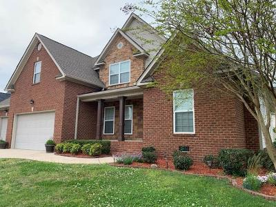 Ooltewah Single Family Home For Sale: 8475 Jay Trent Ct