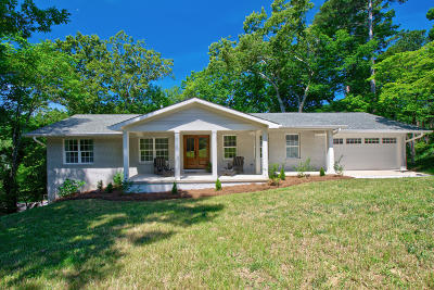 Chattanooga Single Family Home For Sale: 1324 Woodhill Dr