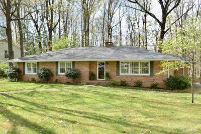 Signal Mountain Single Family Home For Sale: 1014 W Crown Point Rd