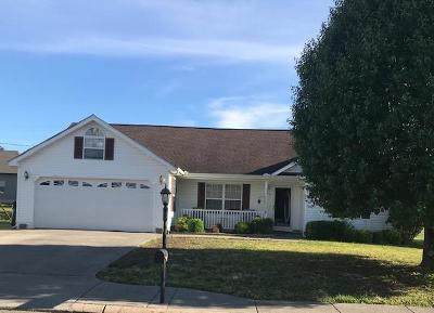 Fort Oglethorpe Single Family Home Contingent: 750 Colony Cir