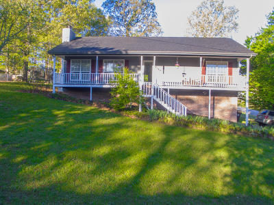 Single Family Home Contingent: 9132 Tyson Dr