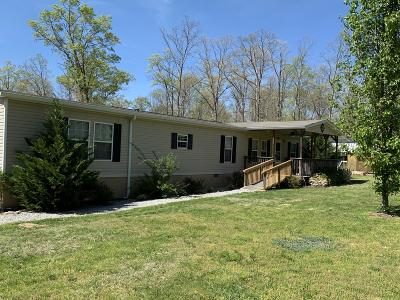 Dunlap Single Family Home For Sale: 262 Coyote Tr