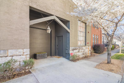 Chattanooga Condo For Sale: 1609 Williams St