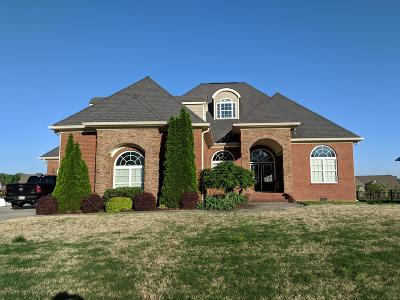 Ooltewah Single Family Home Contingent: 8045 Fox Glove Dr