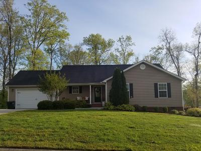 Ooltewah Single Family Home For Sale: 7522 Gawain Path