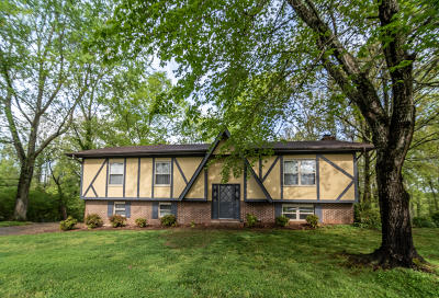 Chattanooga Single Family Home For Sale: 2497 Allegheny Dr