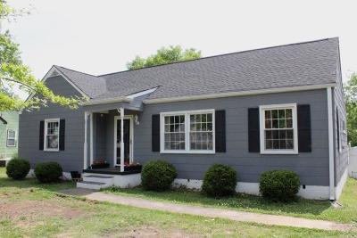 Chattanooga Single Family Home For Sale: 108 Viston Ave