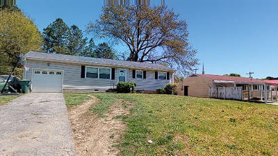 Chattanooga Single Family Home Contingent: 7720 Colemere Dr