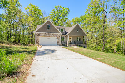 Ringgold Single Family Home For Sale: 40 Leets Springs Ln