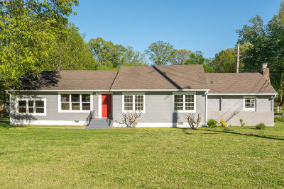 Chattanooga Single Family Home For Sale: 1236 S Seminole Dr