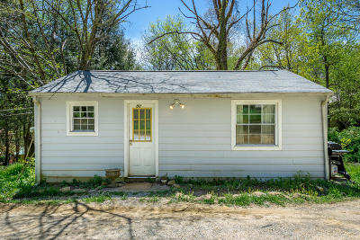 Lookout Mountain Single Family Home Contingent: 80 Kington Ct