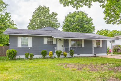 Rossville Single Family Home For Sale: 1313 E Sherry Dr