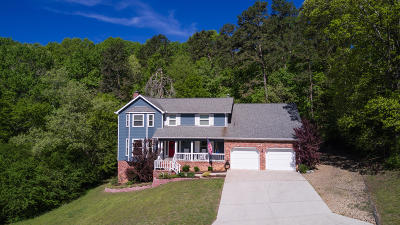 Hixson Single Family Home For Sale: 1709 Little Ridge Rd