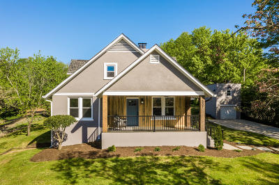 Chattanooga Single Family Home For Sale: 2407 Briggs Ave