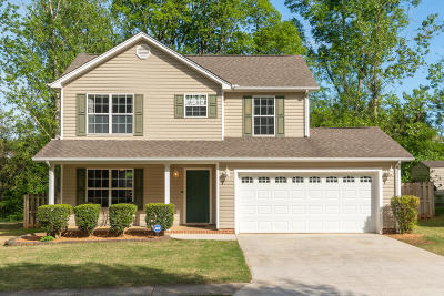 Chattanooga Single Family Home Contingent: 7118 Tyner Crossing Dr
