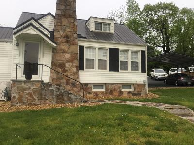Chattanooga Single Family Home For Sale: 1108 Ashmore Ave
