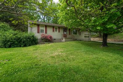 Chattanooga Single Family Home Contingent: 3721 Morton Dr