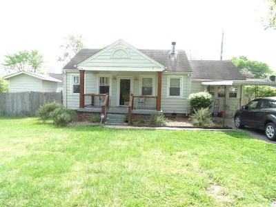 Chattanooga Single Family Home Contingent: 514 Wando Dr