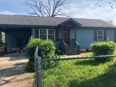 Chattanooga Single Family Home For Sale: 2211 Cheek St