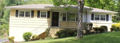 Chattanooga Single Family Home For Sale: 1507 Melody Ln