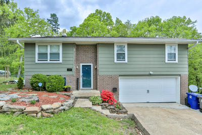 Hixson Single Family Home Contingent: 331 Branch Dr