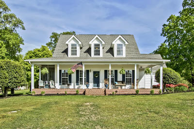Cleveland Single Family Home For Sale: 131 SW Fox Hill Ln
