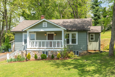 Chattanooga TN Single Family Home For Sale: $219,000