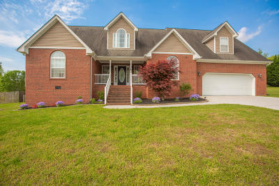 Soddy Daisy Single Family Home For Sale: 12229 Plow Ln