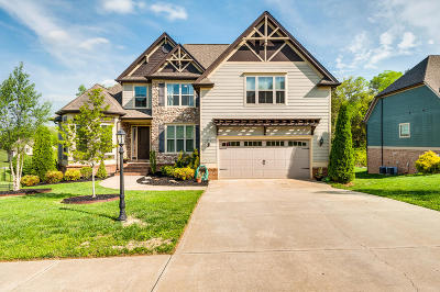 Ooltewah Single Family Home Contingent: 7613 Peppertree Dr