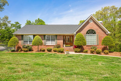 Chattanooga Single Family Home For Sale: 4015 Patton Edwards Dr