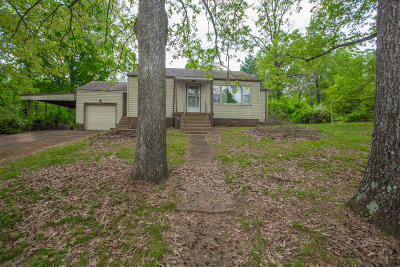 Chattanooga TN Single Family Home For Sale: $125,000