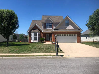 Chattanooga Single Family Home For Sale: 2287 Gibbons Rd