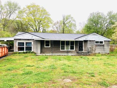 Chattanooga Single Family Home For Sale: 3517 Shelby Cir